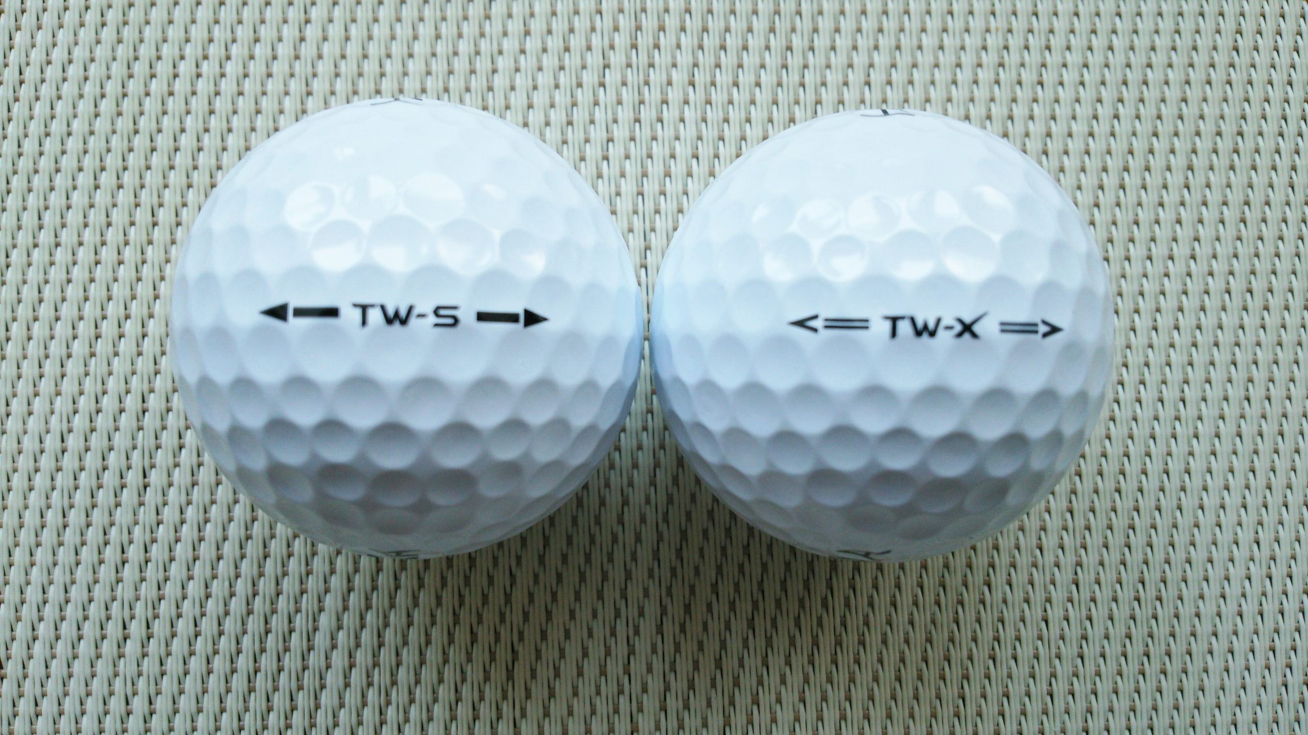 TW-S と TW-X ライン