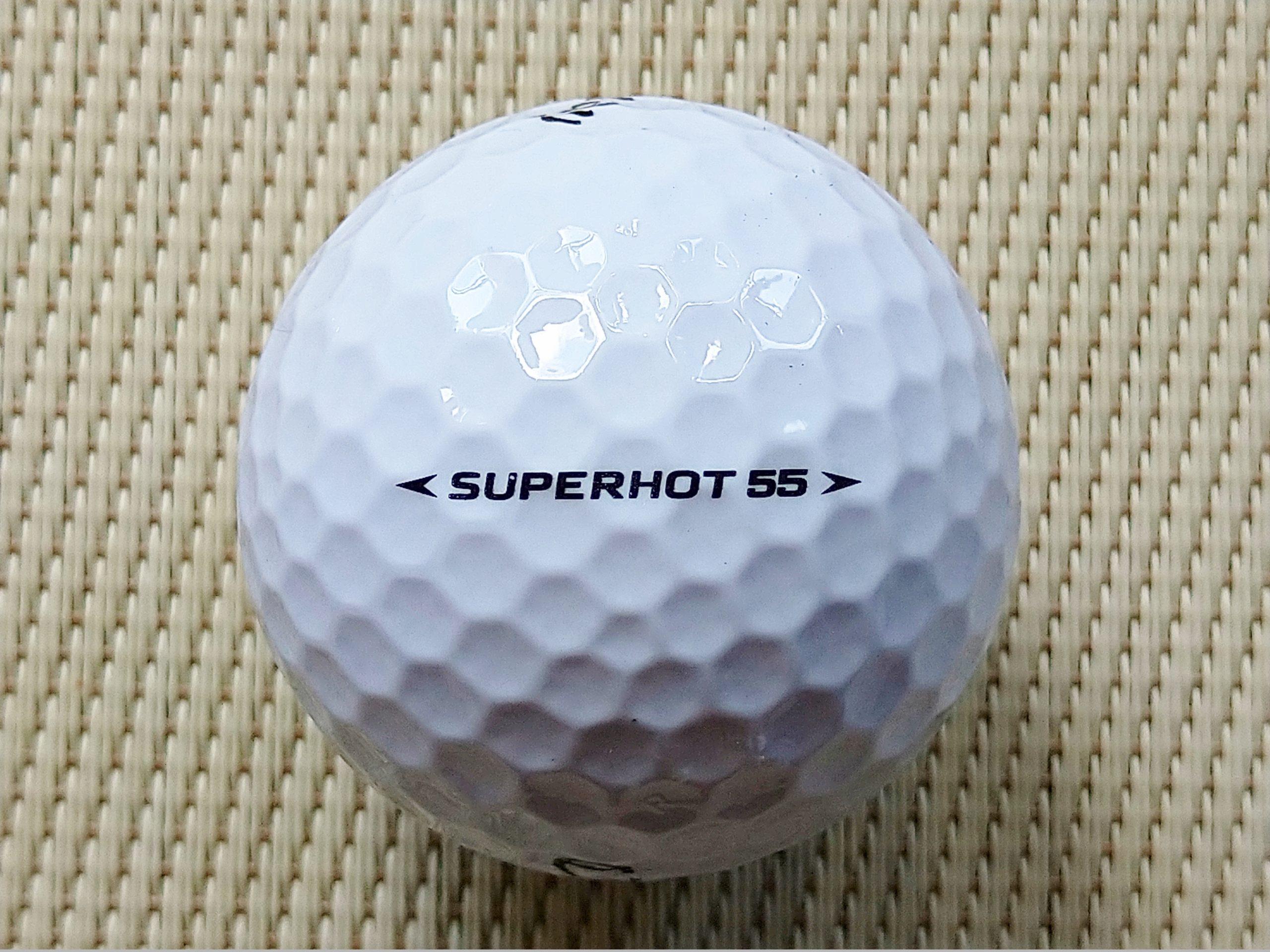 スーパーホット55 箱